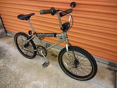 DB decal set Silver Streak Old school bmx Diamond Back II