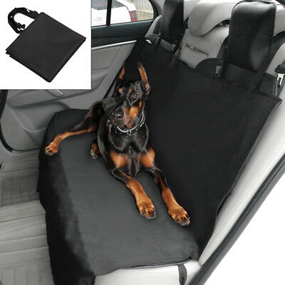 "55""Dog Seat Cover Oxford Waterproof Hammock Dog Car Vehicle Seat Cover Protector"