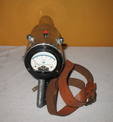 Model 111B Scintillator AEC#SBX-11A  Precision Radiation Instruments