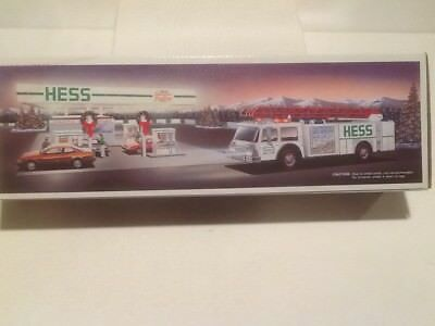 Hess Toy 1989 Fire Truck - NEW