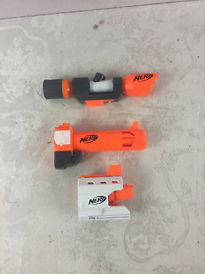 Lot of 3 Nerf Gun attachments