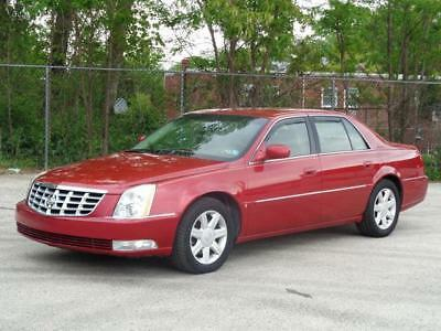 2006 Cadillac DTS Luxury! LOADED! CLEAN AUTOCHECK! 49K Mls! NO RESERVE REMOTE START LEATHER HEATED/COOLING/MEMO SEATS ONSTAR AUX-INPUT CLEAN