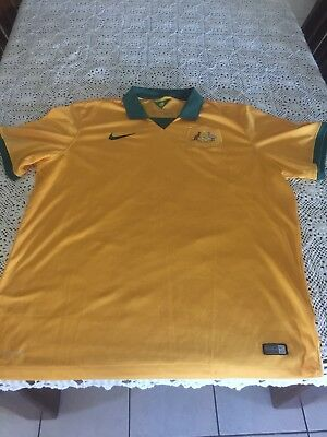 Socceroos Jersey - 2014 World Cup - Size 2xl