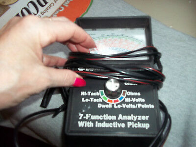 Equus 3022 7-Function Analyzer With Inductive Pickup