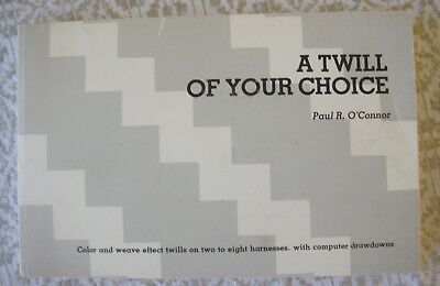 A Twill of Your Choice; O'Connor , 1981
