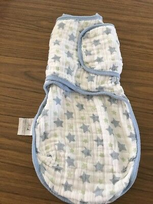 Baby Swaddle 0-3months ADEN + ANAIS