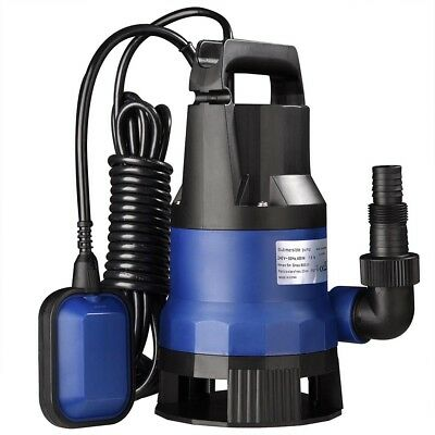 Dirty/ Clear Submersible Water Pump Bore Sewage Septic Tank Garden Sewerage 400W
