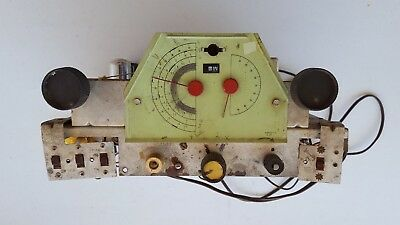 Hallicrafters S-38 Vintage Receiver (being sold AS-IS for parts or restoration)