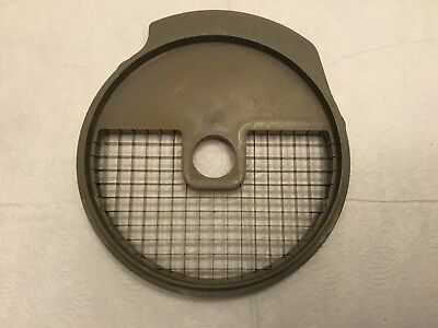 """Robot Coupe 101853 Dicing Grid - 10 mm x 10 mm (3/8"""" x 3/8"""")"""