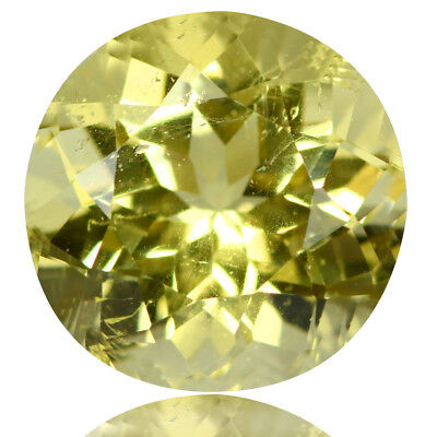 3.37 Ct Stunning!! Luster Top Rich Fire Natural Yellow Beryl
