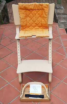 Leander Chair suitable for babies, children and adults