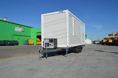 Portable Building, Chassis Mounted, Portable Cabin, Towable Cabin, Mobile Office