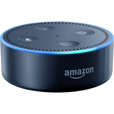Amazon echo dot smart speaker assistant