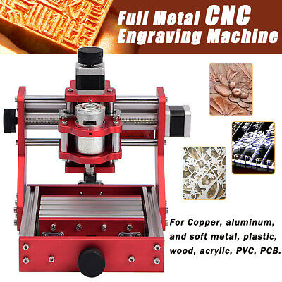 DIY Metal Router Engraver Engraving CNC Carving Carved Cutter Cutting Machine