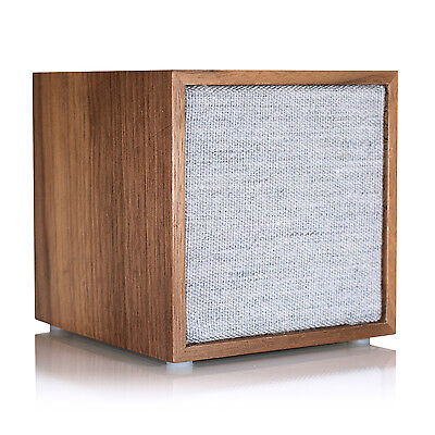 TIVOLI AUDIO -ART COLLECTION- CUBE WALNUT  GREY Altoparlante wireless