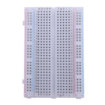 2X(Breadboard Experiment Board Breadboard 400 Contacts PK DPG