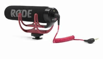 Rode Videomic VidMic GO On Camera Shoe Mount Rycote Lyre Onboard Microphone New