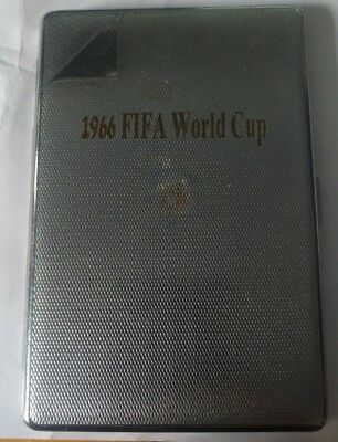 England winner World cup 1966 Jimmy Armfield Defender metal cigarette case