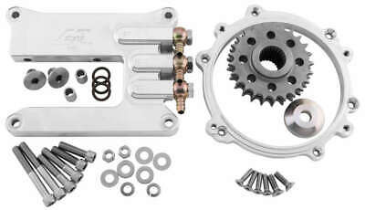 TWIN-CAM TC 96A 103A Motor Adaptor Mount Plate Kit Harley Evo FLT
