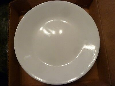 Corelle Bread and Butter Plate, 6-3/4-Inch, Winter Frost White, Set of 6