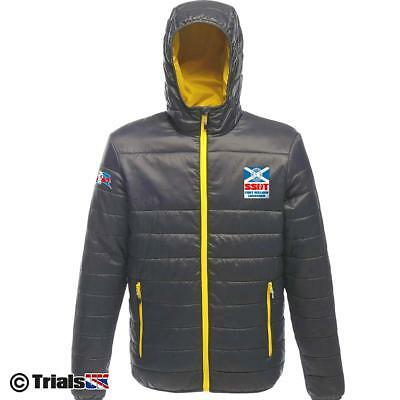 NEW Scottish Six Days Trial Official Padded Jacket
