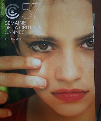 CATALOGUE OFFICIEL DE LA 57éme SEMAINE DE LA CRITIQUE DU FESTIVAL DE CANNES 2018