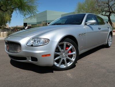 2007 Maserati Quattroporte Executive GT Executive GT Upgraded Exhaust Loaded with Options 2008 2009 2006 Maserati