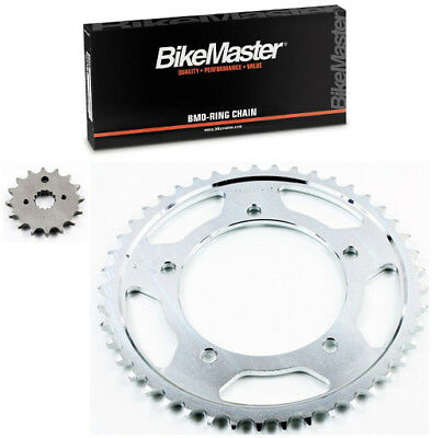 JT 530 O-Ring Chain 16-45 T Sprocket Kit 71-2116 for Suzuki GSX1250FA ABS 2011