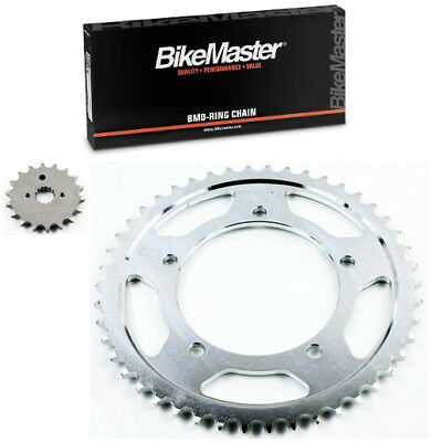 JT 530 O-Ring Chain 18-46 T Sprocket Kit 71-2330 for Suzuki GSX1250FA ABS 2011
