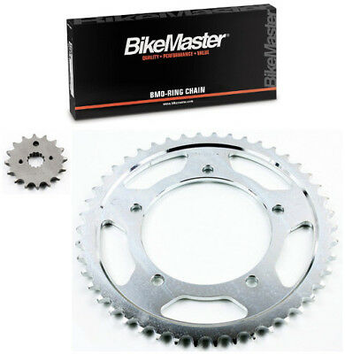 JT 530 O-Ring Chain 16-46 T Sprocket Kit 71-2297 for Suzuki GSX1250FA ABS 2011