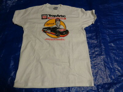 CALE YAROUGH  TROP ARTIC MOTOR OIL PHILLIPS 66 T-SHIRT large  NEW FAST SHIP