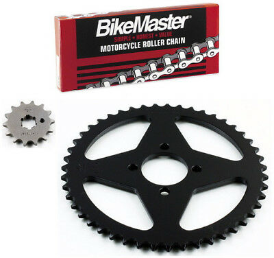 JT 420 Chain 14-47 T Sprocket Kit 71-7565 for Yamaha Chappy 50 LB50 1978-1982