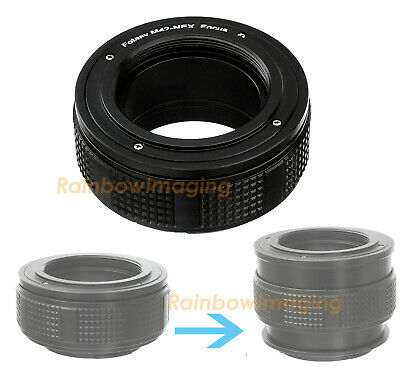 M42 Lens to Sony NEX a6500 a6000 a5100 a6300 a7 Adapter/ Macro Focusing Helicoid
