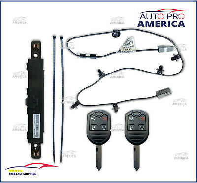 OEM GENUINE FORD 11-16 F250 F350 F450 F550 SD Remote Starter Kit - 2 Keys RPO