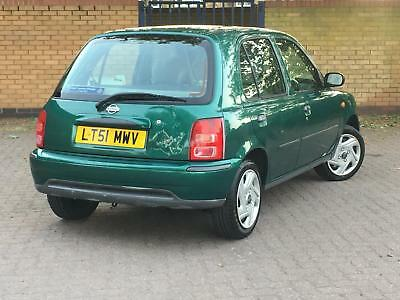 Nissan Micra 1.0 S Only 1 F/owner 66000 Miles From New12 Months Mot