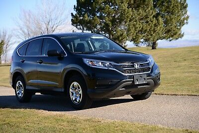2016 Honda CR-V 2WD 5dr Touring Perfect 2016 Honda CRV with only 3,867 miles