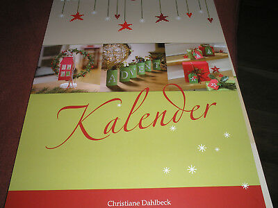 Advent - Kalender - Dahlbeck