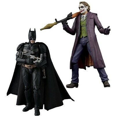 Batman The Joker Action Film Figur Dark Knight DC Heath Ledger Sammler Figuren