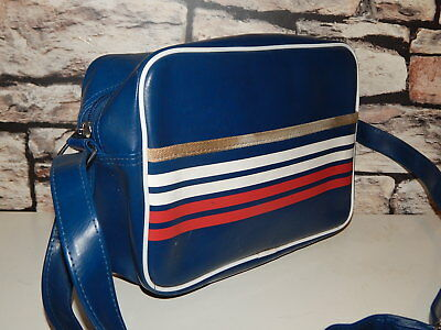 Spearmark Sports Lunch Bag Box Blue With Red And