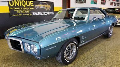 Pontiac Firebird Coupe 1969 Pontiac Firebird Coupe, 350, automatic overdrive, VERY solid! TRADES?