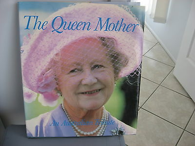 The Queen Mother. Biography - An Australian Tribute, Publ. 1987 ISBN 0949054445