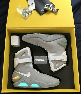 0a95d7f5cfb NIKE AIR MAG 2011 With Hover Board Back To The Future Size 11 ...