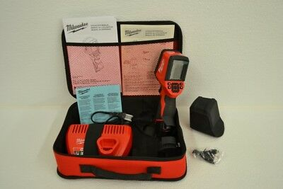 MILWAUKEE TOOL 2258-20 Thermal Imager 7.8KP **MUST SEE** (FCO003688)