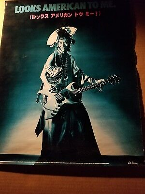 B.c. Rich Guitars Poster 70S