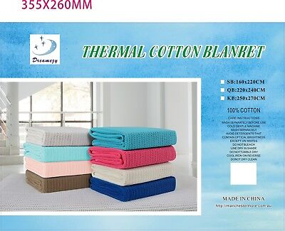 [New Arrival]All Cotton Thermal Blanket/Bedspread/Coverlet set Single Queen King