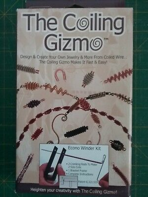 The Coiling Gizmo Winder Jewellery Making Kit