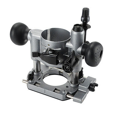 Plunge Base Attachment Compatible for Makita Compact Trimmer Router