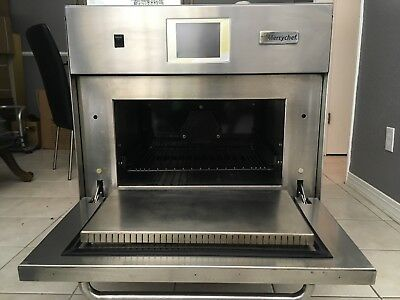 MerryChef E5 Microwave Convection Oven used great condition
