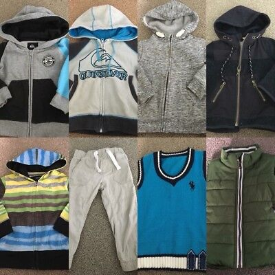 Boys Clothing! size 2/3 Quiksilver, Hurley, Polo