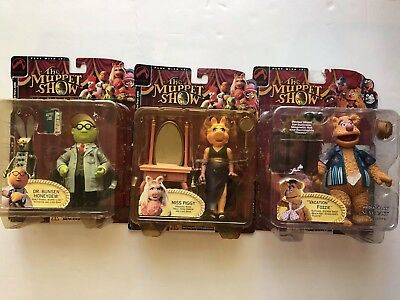 Lot Of 3 The Muppet Show 25 Years